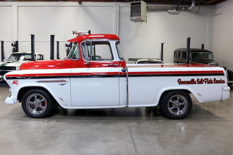 Used 1955 CHEVROLET CAMEO for sale Sold at San Francisco Sports Cars in San Carlos CA 94070 4