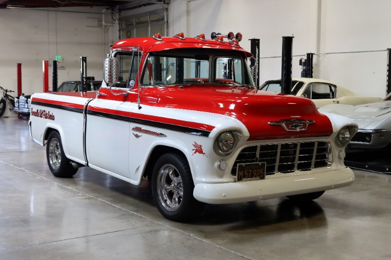 Used 1955 CHEVROLET CAMEO for sale Sold at San Francisco Sports Cars in San Carlos CA 94070 1
