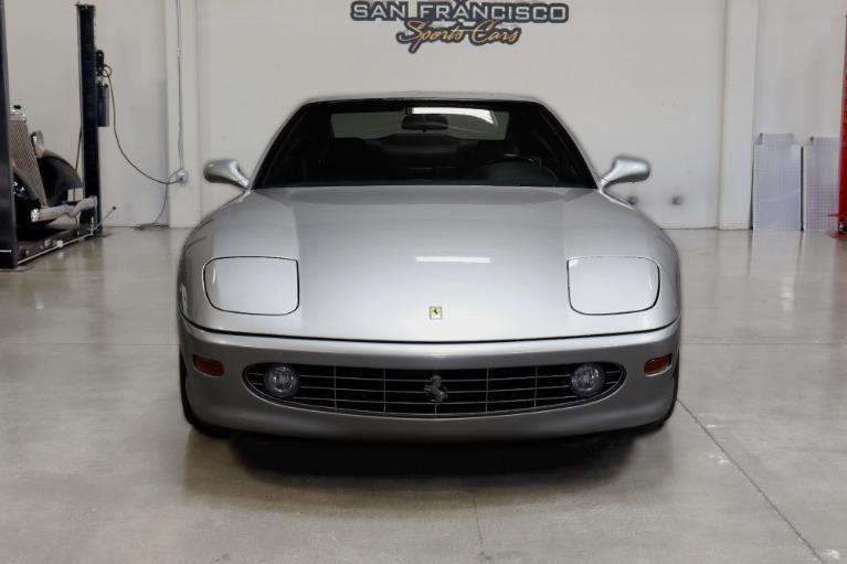 Used 1999 Ferrari 456M GT M for sale $79,995 at San Francisco Sports Cars in San Carlos CA 94070 2