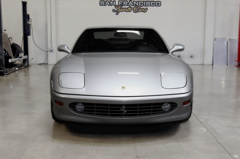 Used 1999 Ferrari 456M GT for sale Sold at San Francisco Sports Cars in San Carlos CA 94070 2