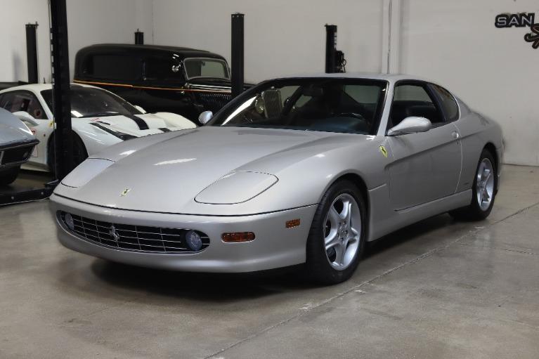 Used 1999 Ferrari 456M GT M for sale $79,995 at San Francisco Sports Cars in San Carlos CA 94070 3