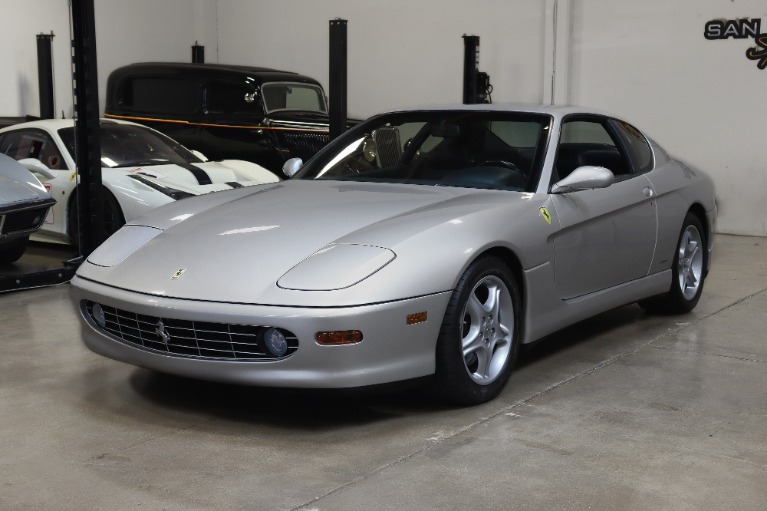 Used 1999 Ferrari 456M GT for sale Sold at San Francisco Sports Cars in San Carlos CA 94070 3