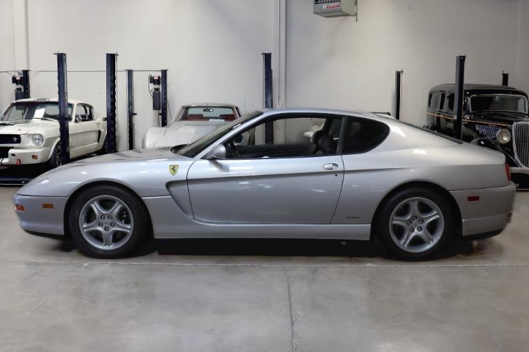 Used 1999 Ferrari 456M GT M for sale $79,995 at San Francisco Sports Cars in San Carlos CA 94070 4