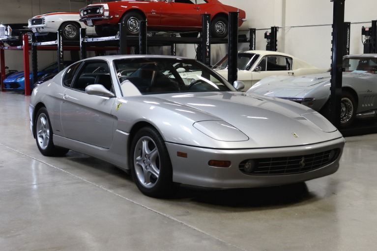 Used 1999 Ferrari 456M GT for sale Sold at San Francisco Sports Cars in San Carlos CA 94070 1
