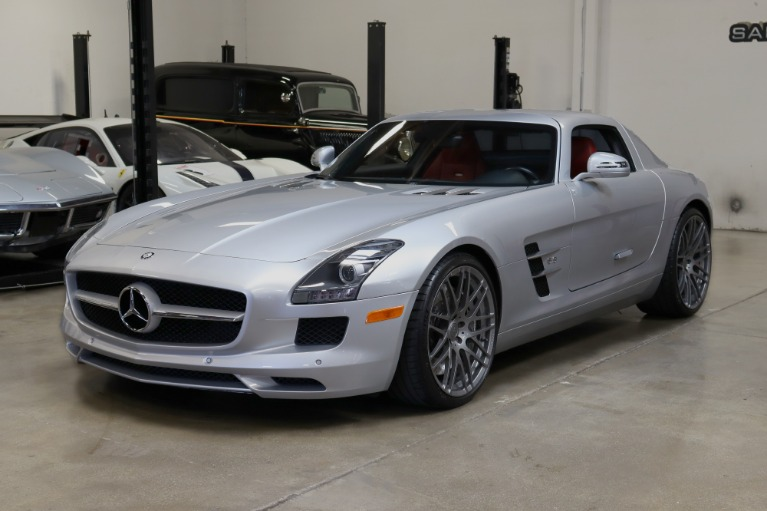 Used 2011 Mercedes-Benz SLS AMG for sale Sold at San Francisco Sports Cars in San Carlos CA 94070 3