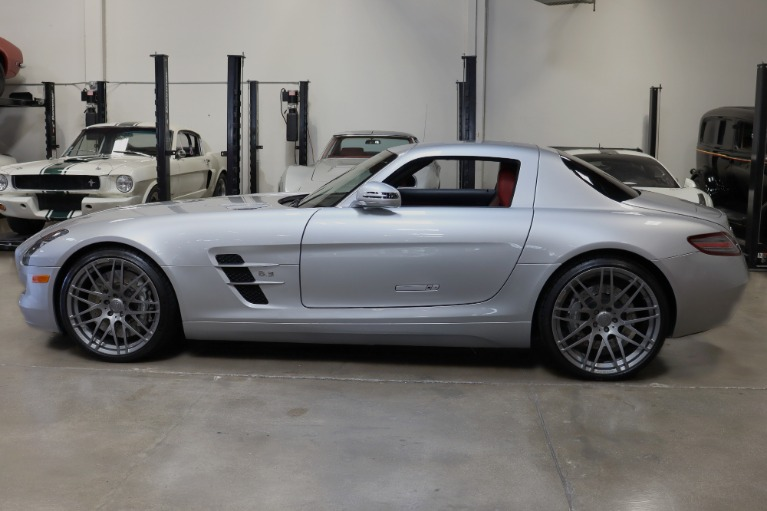 Used 2011 Mercedes-Benz SLS AMG for sale Sold at San Francisco Sports Cars in San Carlos CA 94070 4