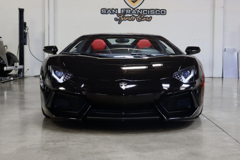 Used 2015 Lamborghini Aventador LP 700-4 for sale Sold at San Francisco Sports Cars in San Carlos CA 94070 2