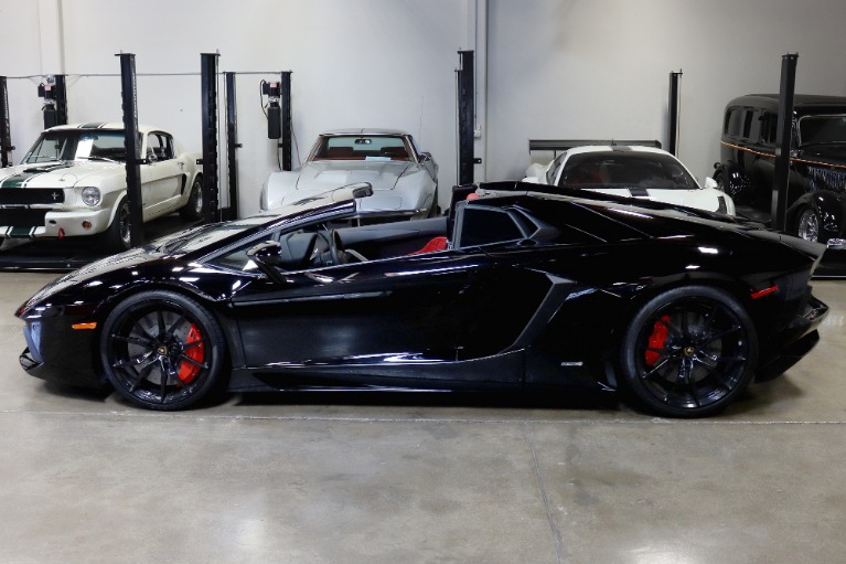 Used 2015 Lamborghini Aventador LP 700-4 for sale Sold at San Francisco Sports Cars in San Carlos CA 94070 4