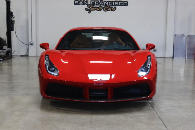 Used 2018 Ferrari 488 GTB for sale Sold at San Francisco Sports Cars in San Carlos CA 94070 2