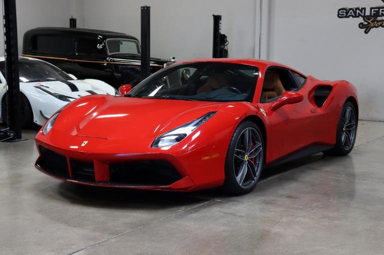 Used 2018 Ferrari 488 GTB for sale Sold at San Francisco Sports Cars in San Carlos CA 94070 3