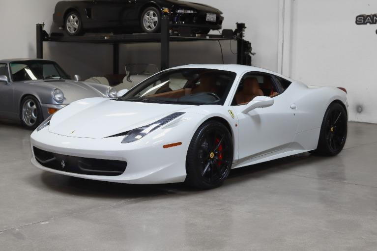 Used 2012 Ferrari 458 Italia for sale Sold at San Francisco Sports Cars in San Carlos CA 94070 3