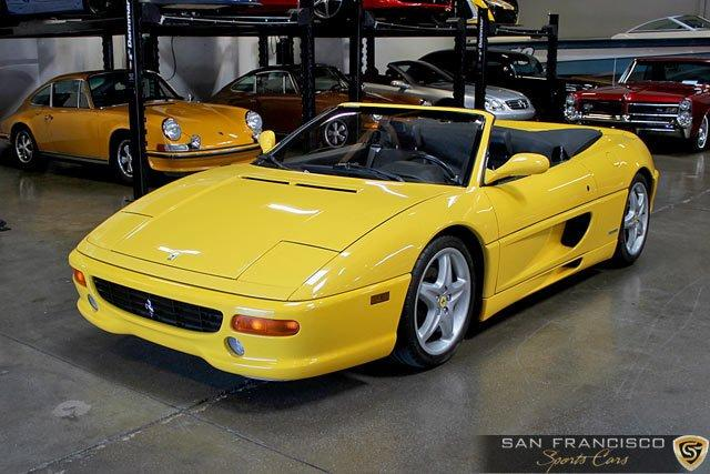 Used 1999 Ferrari F355 for sale Sold at San Francisco Sports Cars in San Carlos CA 94070 2