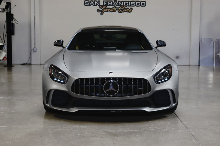 Used 2018 Mercedes-Benz AMG GT R for sale Sold at San Francisco Sports Cars in San Carlos CA 94070 2