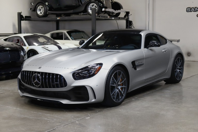 Used 2018 Mercedes-Benz AMG GT R for sale Sold at San Francisco Sports Cars in San Carlos CA 94070 3