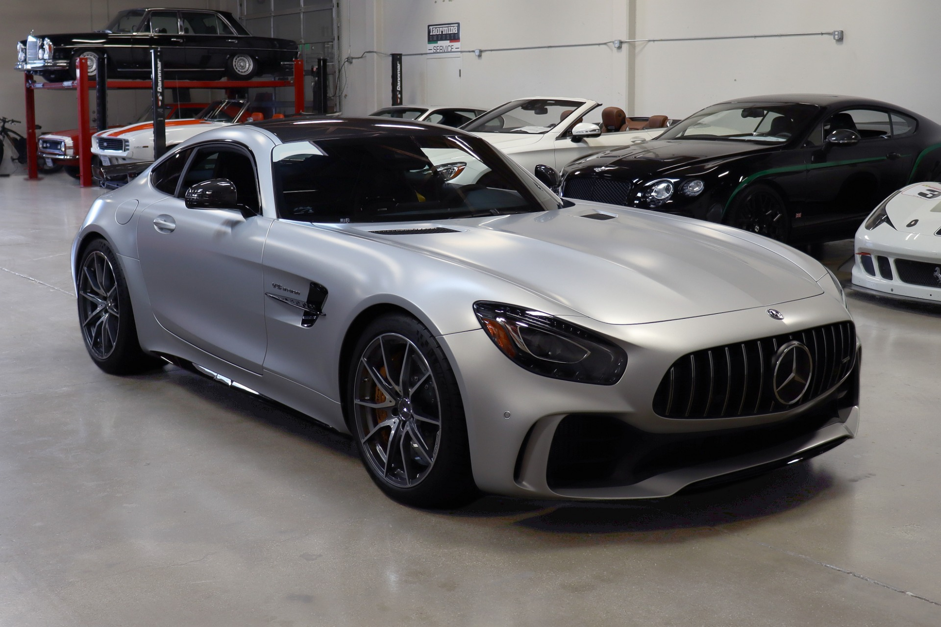 Used 2018 Mercedes-Benz AMG GT R for sale Sold at San Francisco Sports Cars in San Carlos CA 94070 1
