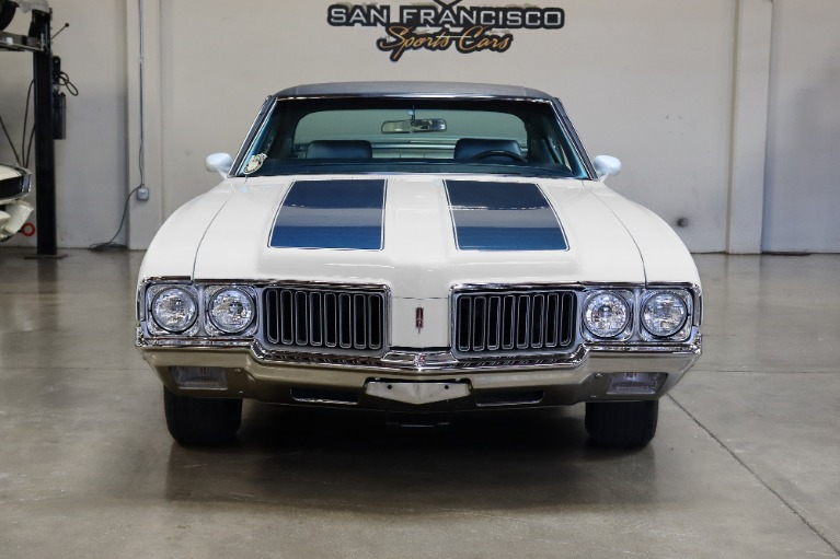 Used 1970 Oldsmobile Cutlass 442 W-30 Tribute for sale Sold at San Francisco Sports Cars in San Carlos CA 94070 2