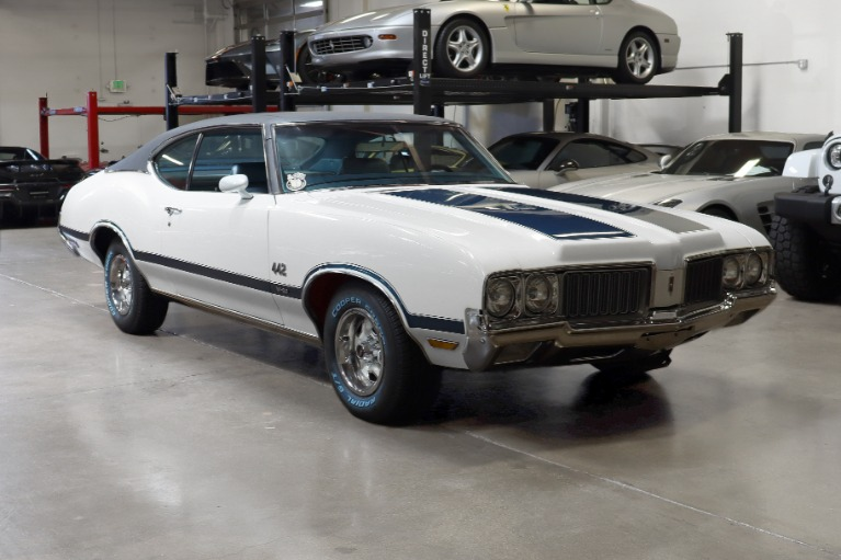 Used 1970 Oldsmobile Cutlass 442 W-30 Tribute for sale Sold at San Francisco Sports Cars in San Carlos CA 94070 1