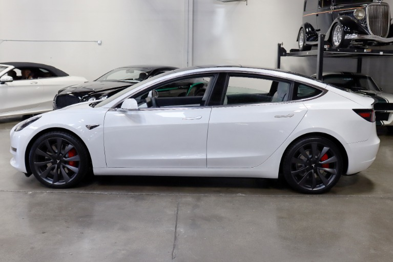 Used 2020 Tesla Model 3 Performance for sale Sold at San Francisco Sports Cars in San Carlos CA 94070 4