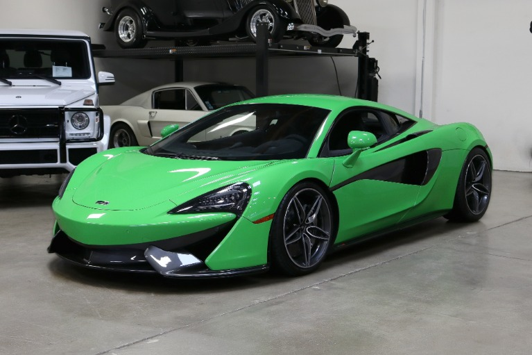 Used 2019 McLaren 570S for sale Sold at San Francisco Sports Cars in San Carlos CA 94070 3