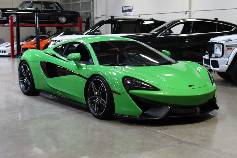 Used 2019 McLaren 570S for sale $165,995 at San Francisco Sports Cars in San Carlos CA