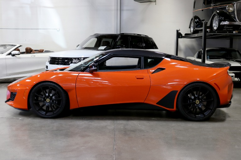 Used 2020 Lotus Evora GT for sale $91,995 at San Francisco Sports Cars in San Carlos CA 94070 4