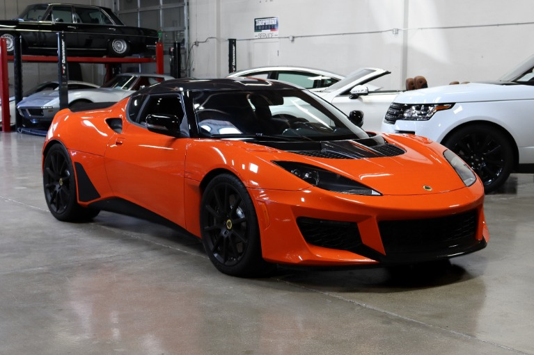 Used 2020 Lotus Evora GT for sale $91,995 at San Francisco Sports Cars in San Carlos CA 94070 1