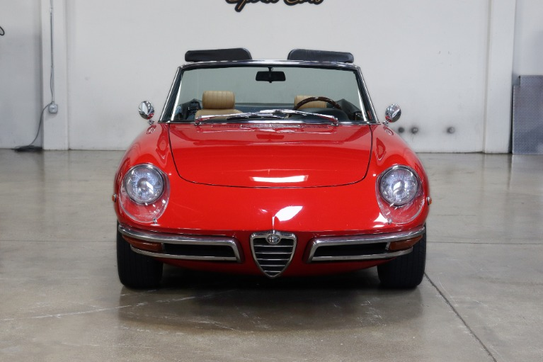 Used 1969 Alfa Romeo 1750 Duetto Spider for sale Sold at San Francisco Sports Cars in San Carlos CA 94070 2