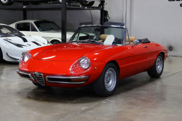 Used 1969 Alfa Romeo 1750 Duetto Spider for sale $51,995 at San Francisco Sports Cars in San Carlos CA 94070 3