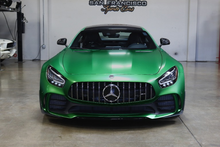 Used 2020 Mercedes-Benz AMG GT R for sale $177,995 at San Francisco Sports Cars in San Carlos CA 94070 2