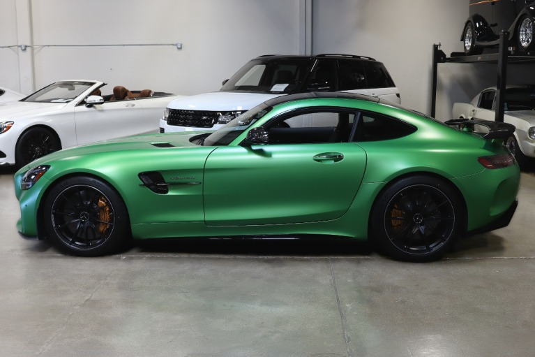 Used 2020 Mercedes-Benz AMG GT R for sale $177,995 at San Francisco Sports Cars in San Carlos CA 94070 4