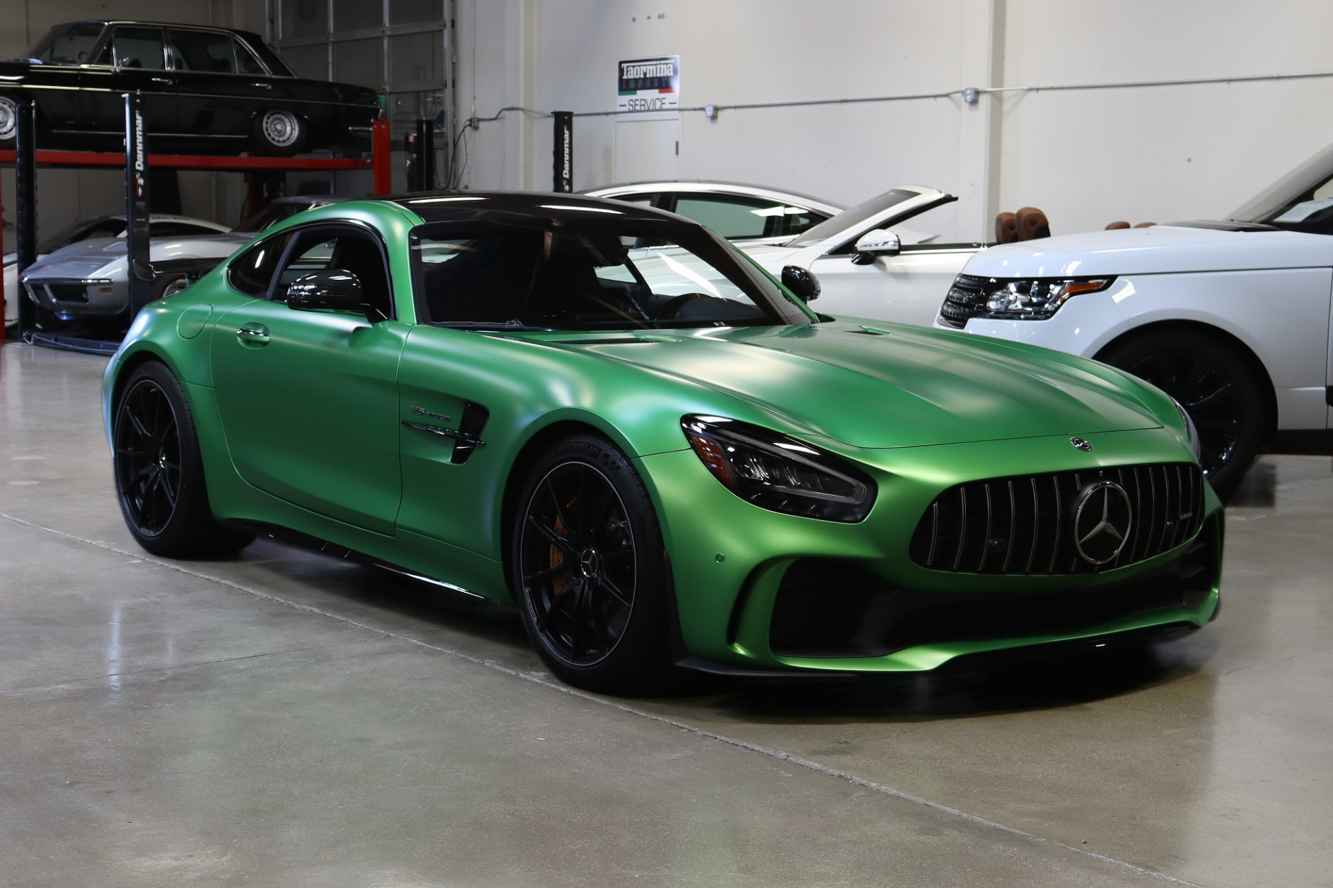 Used 2020 Mercedes-Benz AMG GT R for sale $177,995 at San Francisco Sports Cars in San Carlos CA 94070 1