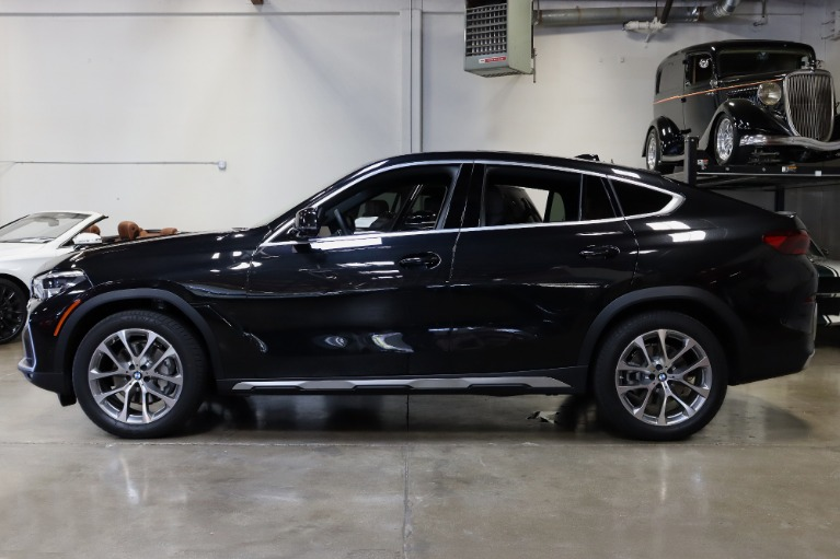 Used 2020 BMW X6 xDrive40i for sale $62,995 at San Francisco Sports Cars in San Carlos CA 94070 4