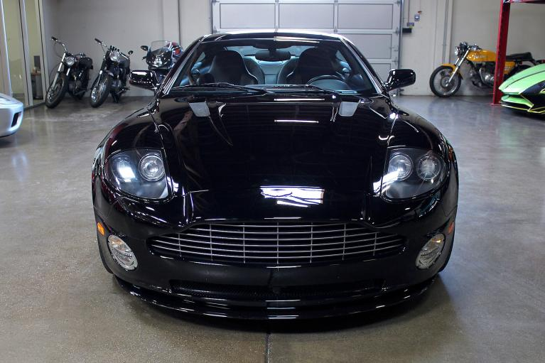 Used 2005 Aston Martin Vanquish S for sale Sold at San Francisco Sports Cars in San Carlos CA 94070 2