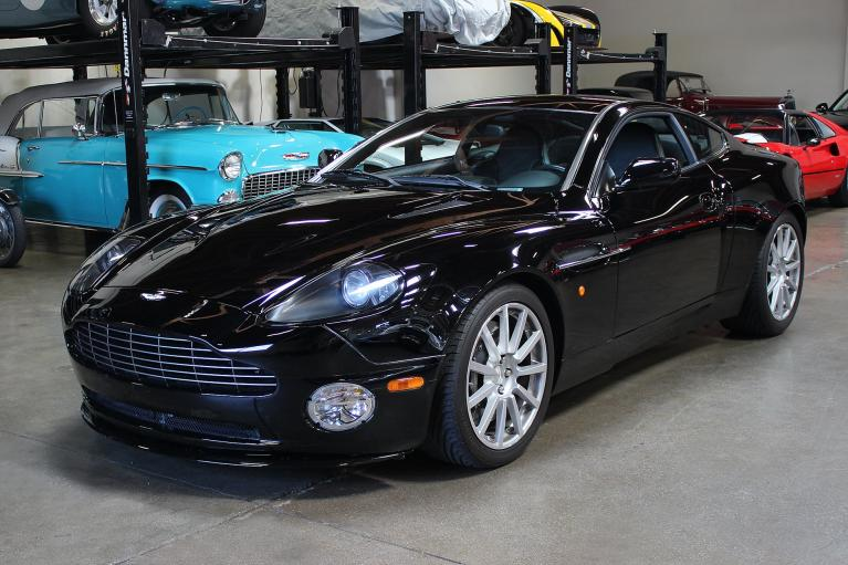 Used 2005 Aston Martin Vanquish S for sale Sold at San Francisco Sports Cars in San Carlos CA 94070 3
