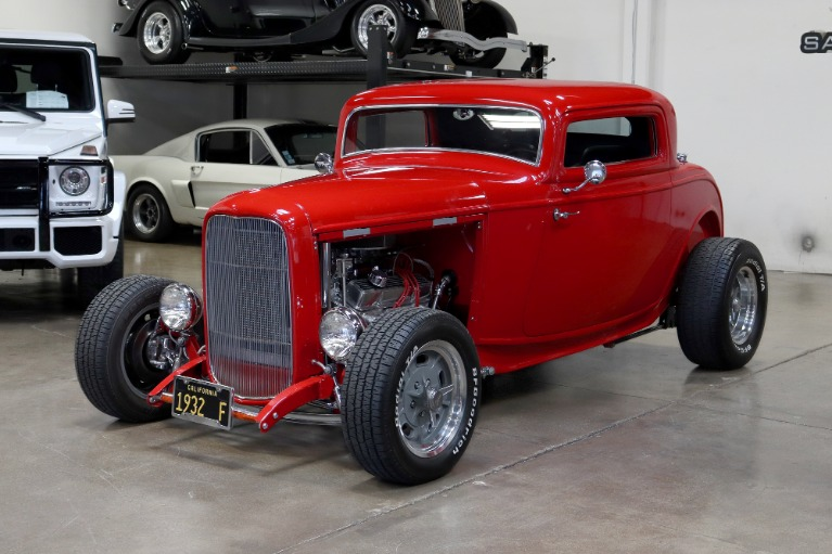 Used 1932 Ford Coupe for sale Sold at San Francisco Sports Cars in San Carlos CA 94070 3