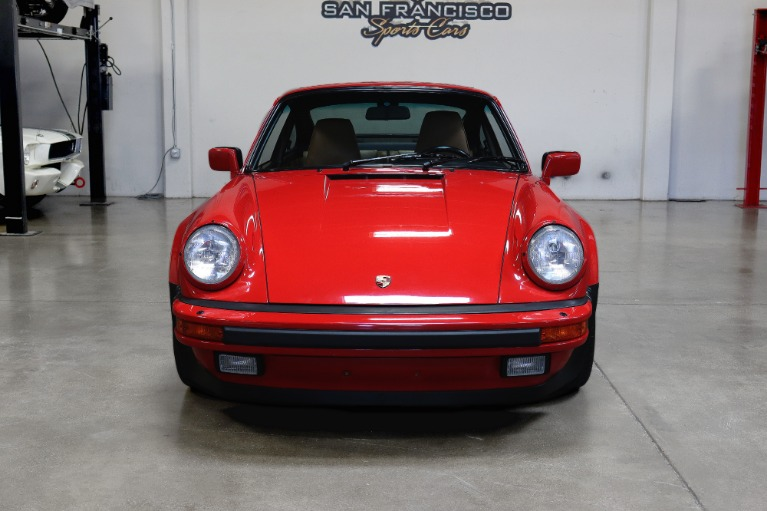Used 1988 Porsche 911 Turbo 930 for sale Sold at San Francisco Sports Cars in San Carlos CA 94070 2