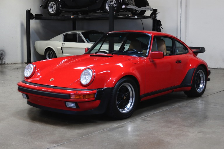 Used 1988 Porsche 911 Turbo 930 for sale Sold at San Francisco Sports Cars in San Carlos CA 94070 3