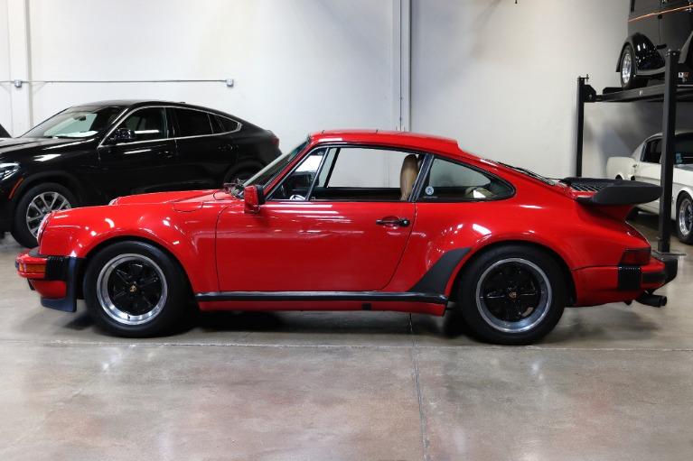 Used 1988 Porsche 911 Turbo 930 for sale Sold at San Francisco Sports Cars in San Carlos CA 94070 4