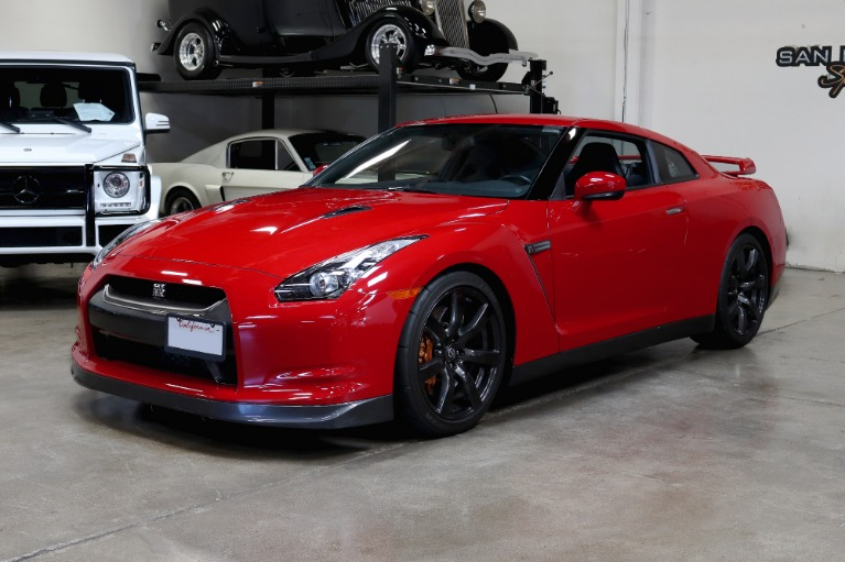 Used 2010 Nissan GT-R Premium for sale $68,488 at San Francisco Sports Cars in San Carlos CA 94070 3