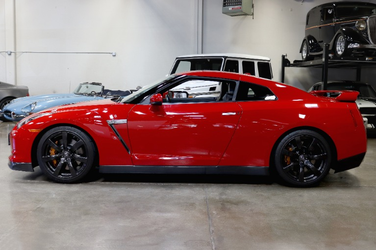 Used 2010 Nissan GT-R Premium for sale $68,488 at San Francisco Sports Cars in San Carlos CA 94070 4