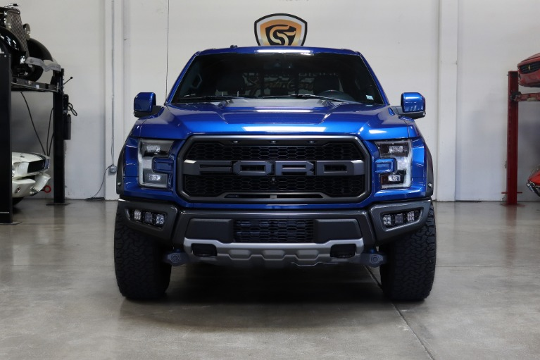 Used 2018 Ford F-150 Raptor for sale Sold at San Francisco Sports Cars in San Carlos CA 94070 2