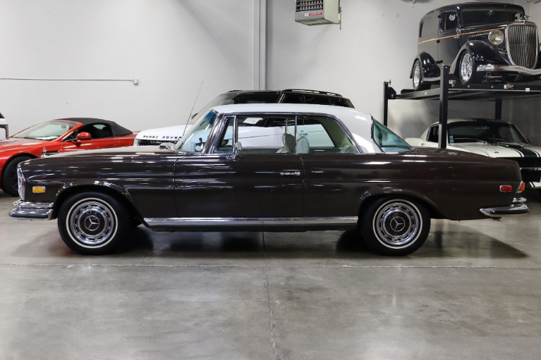 Used 1971 Mercedes-Benz 280SE 3.5 for sale Sold at San Francisco Sports Cars in San Carlos CA 94070 4
